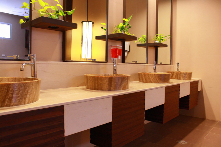 iconWashroom, office cleaning program, janitorial commercial cleaning services